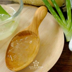 Aloe Vera Body Wrap Natural Wing Samui