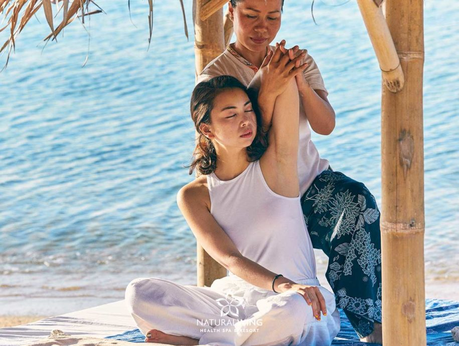 Ancient Thai Massage Natural Wing Samui