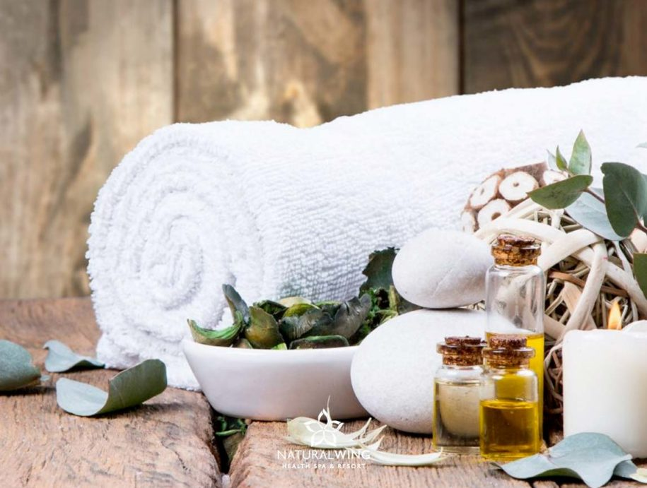 Beautiful Day Spa Package Natural Wing Samui