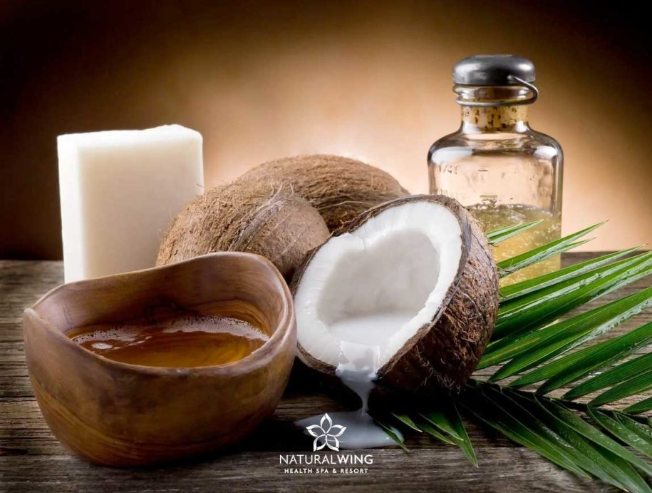 Coconut Paradise Spa Package Natural Wing Samui