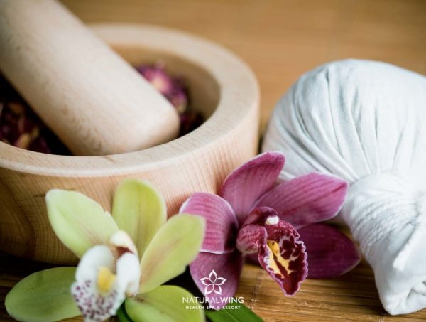 Nature Wonder Spa Package Natural Wing Samui