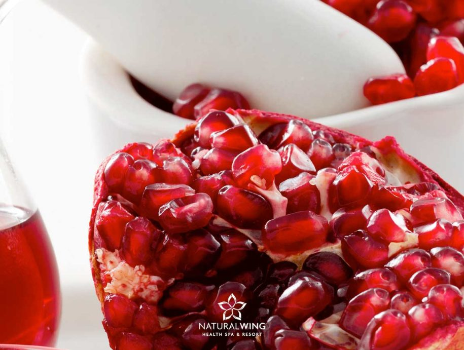 Pomegranate Body Wrap Natural Wing Samui