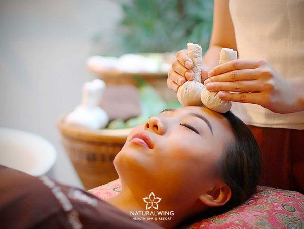 Focus Area Massage Natural Wing Samui