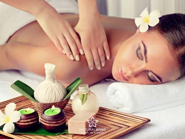 Special Beautiful Day Spa Package Natural Wing Samui