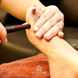 Thai Foot Massage Natural Wing Samui