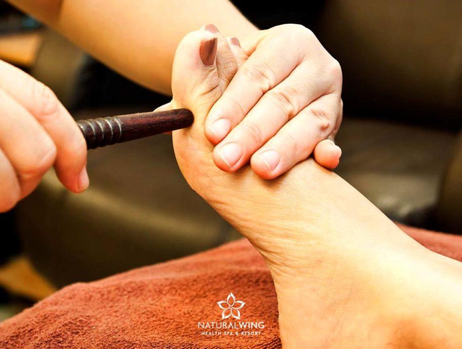 Thai Foot Massage Natural Wing Samui