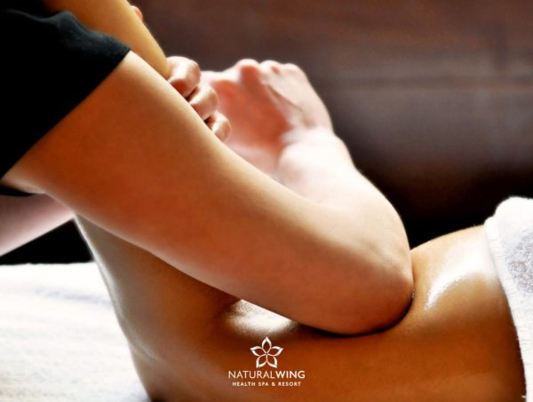 Thai Sport Massage Natural Wing Samui