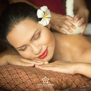 Thai Warm Herbal Compress Massage Natural Wing Spa Samui